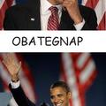 Obategnap - Obama