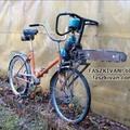 Tömegoszlató bicikli