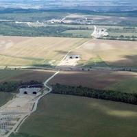 M6, az első mezőalagút