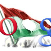 A Google Magyarország előtt tiszteleg