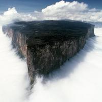 Mount Roraima, az Avatar világa
