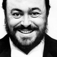 Pavarotti ideges