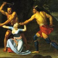 A megskalpolt nő