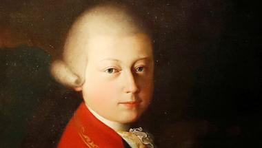Mozart a felhők fölött