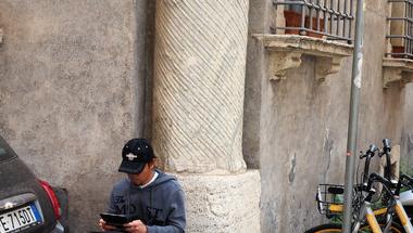 Római oszlopok