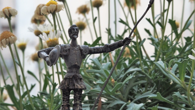 Don Quijote halála
