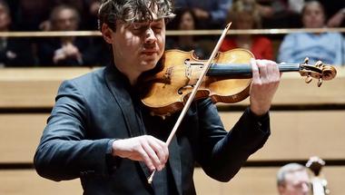 Benjamin Beilman különös Beethovenje