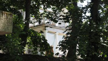 Hol lakott Vörösmarty Mihály