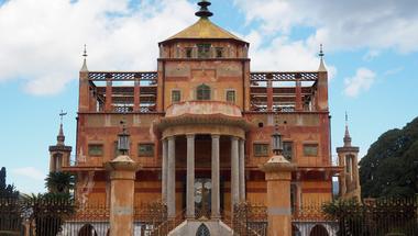 Kínai palotácska