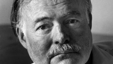 Hemingway a képen
