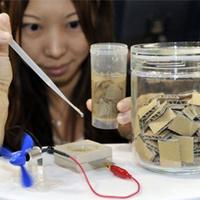 Papírból termel áramot az új bioelem