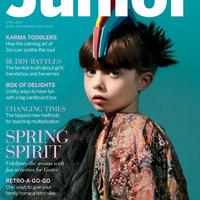 Junior magazin 2012 április