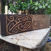 Hohepa, a hagyományos maori fafaragás mestere
