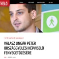 Családi belharc Ungáréknál, avagy a Figyelő az ellenzéktől félti demokráciát