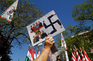 A magyar politika viszkis rablója