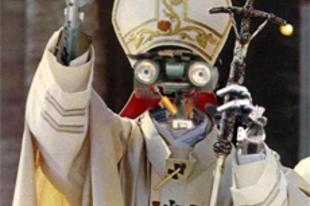 Scifirajongó a pápa? :-)