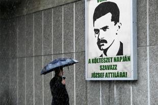 A költészet napján szavazz József Attilára!