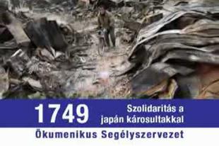 Szolidaritás a japán károsultakkal