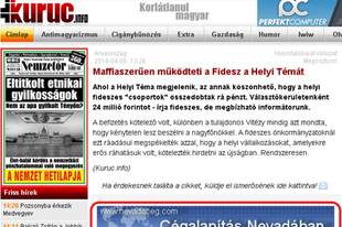 Aki igaz magyar, adót csal!