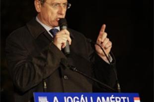 Az Orbán imitátor