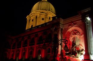 Múzeumok éjszakája - Budai Vár