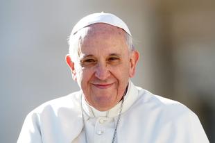 A pápa, aki minden, ami nem kádéenpé