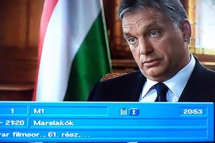 Orbán lebirkázta a híveit
