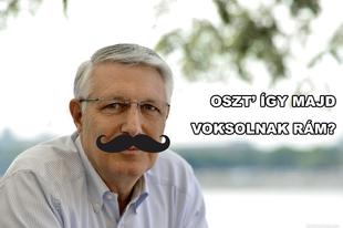 Hungarizált főpolgármester-jelölt