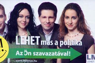 Szavazás: A kampány plakátcsaja, 2010