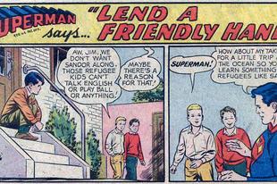 Superman, Sándor és 1956
