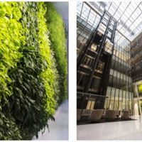 Az év legzöldebb irodaépülete az Eiffel Palace
