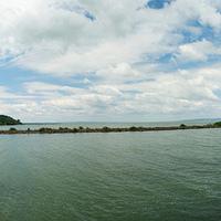 Friss képek a Balatonról