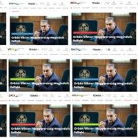 Csermely Péter hülyének tetteti magát a megyei lapokba készített Orbán-propagandainterjújában
