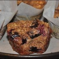 Szilvás-túrós muffin