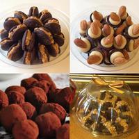Mennyei csokis party falatkák