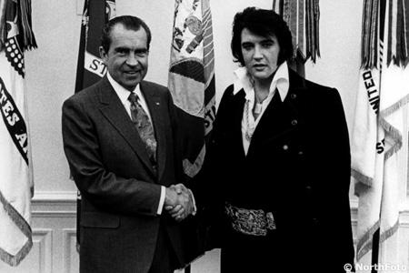 Nixon és a Király