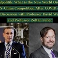 Reálpolitika és együttműködés a koronavírus ellen? Interjú a New Jersey Városi Egyetem podcastjában