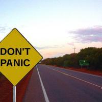 Ne pánikolj, élj!