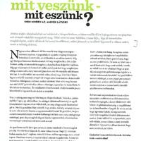 Északi part magazin vitaindító