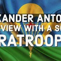 LOOKOUT: Interview with a Soviet paratrooper: Alexander Antonov