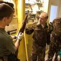 BESZÁMOLÓ: Fegyverzettechnikai képzés a Hadtörténeti Múzeumban