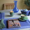 Újév reggeli teaszünet