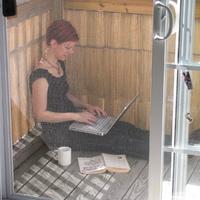 Keleti történet, rólam meg a blogról