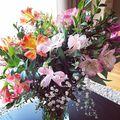 Mindegy, hogy milyen és mindegy, hogy miben de mindig legyen virág körülöttünk!