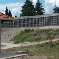 Meghívó - Felnémeti temető ravatalozójához tartozó urnafal megáldására