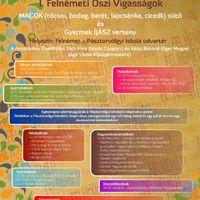I. Felnémeti Őszi Vigasságok - 2013. október 12., szombat