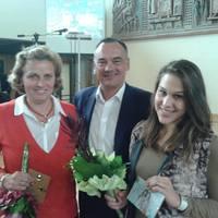 Szilvási Gréta és Pohl Anette Győrben tartott élménybeszámolót!