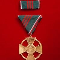 Arany érdemkereszt kitüntetést kapott Nagy Lajos, az Omya igazgatója