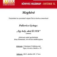 Palkovics György: