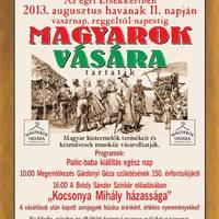 Augusztusi Magyarok Vására